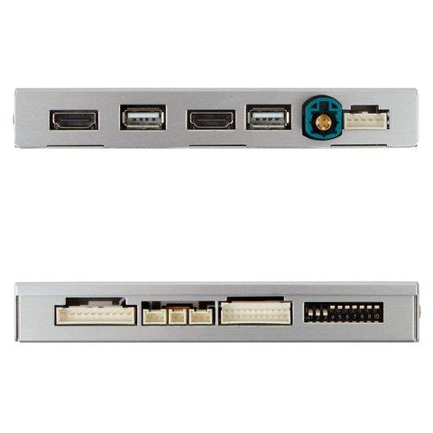 Видеоинтерфейс с HDMI для BMW CIC с активными парковочными линиями Превью 2