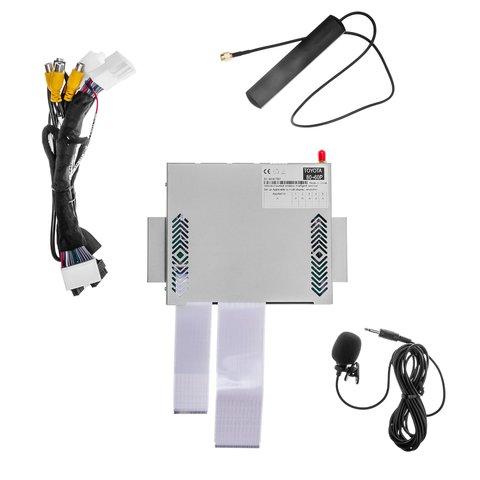 Безпровідний CarPlay та Android Auto адаптер для Toyota с Touch 2 / Entune 2 (Panasonic) Прев'ю 3