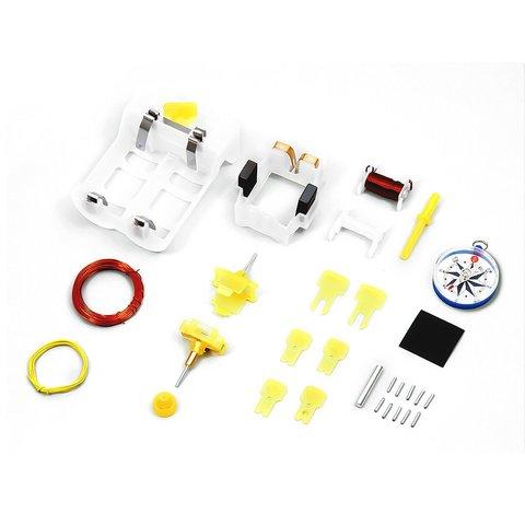 STEAM-конструктор ArTeC Принцип роботи електромагніта