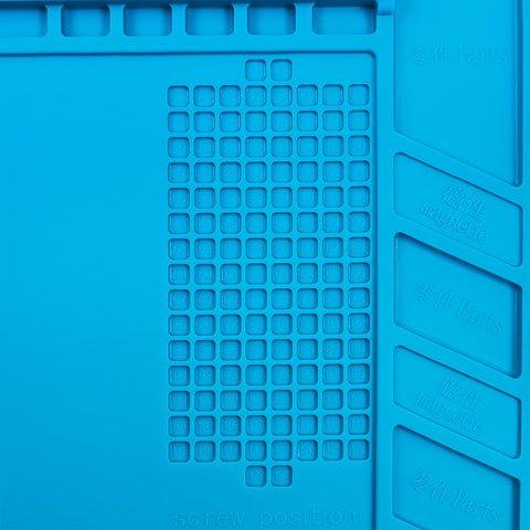Коврик монтажный WL, антистатический, 450 мм, 300 мм, с ячейками
