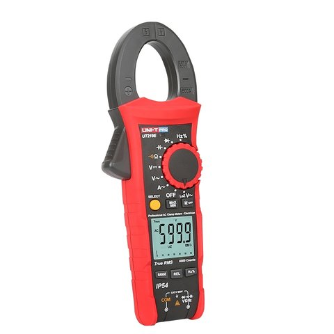 Цифрові струмовимірювальні кліщі UNI-T UTM 1219E (UT219E) - Перегляд 2