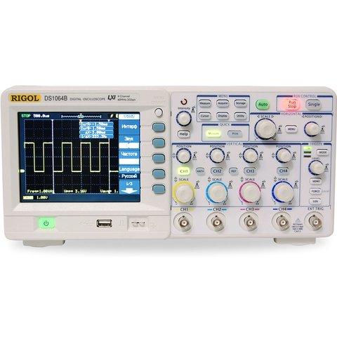 Digital 4-channel Oscilloscope RIGOL DS1204B Preview 1