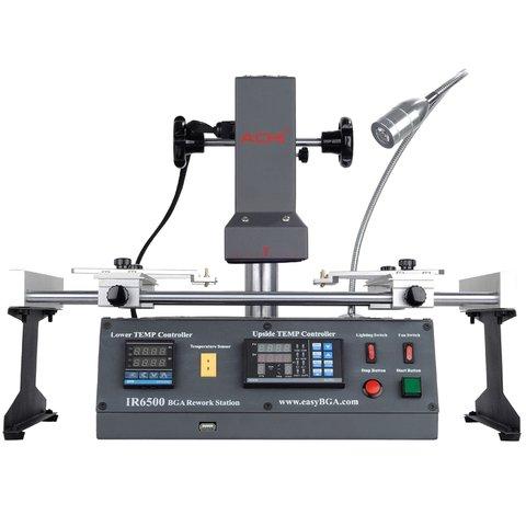 Estación de soldadura infrarroja ACHI IR-6500 - Vista prévia 6