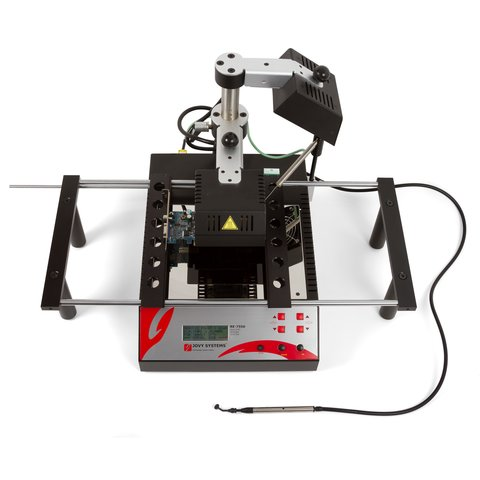 Infrared BGA Rework Station Jovy Systems RE-7550 - Preview 2