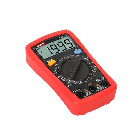 Pocket Digital Multimeter UNI-T UT33C+ Preview 4