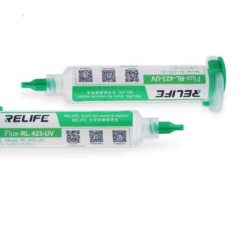 Liquid Soldering Flux RELIFE RL-423-UV (10 ml) Preview 2