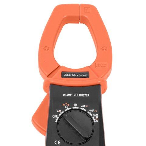 Digital Clamp Meter Accta AT-1000E Preview 7